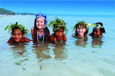 Taking The Best Family Vacations In Fiji Best Family Beach Vacations - Fiji vacations