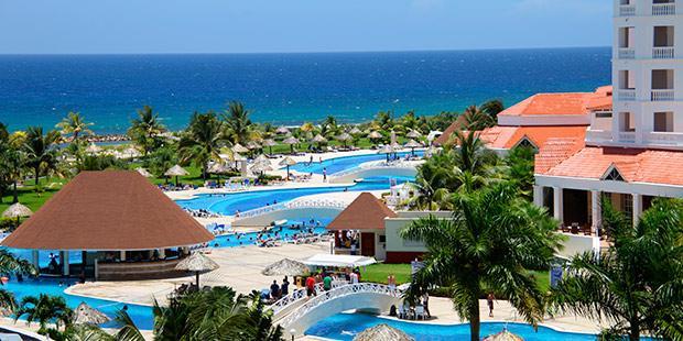 Gran Bahia Principe Resort, RUNAWAY BAY, JAMAICA - YouTube
