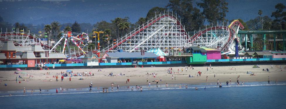 Family Vacation In Santa Cruz